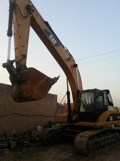 Used Cat 329d Excavator For Sale