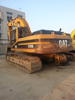 Used Cat 330bl Excavator For Sale China Original Japan