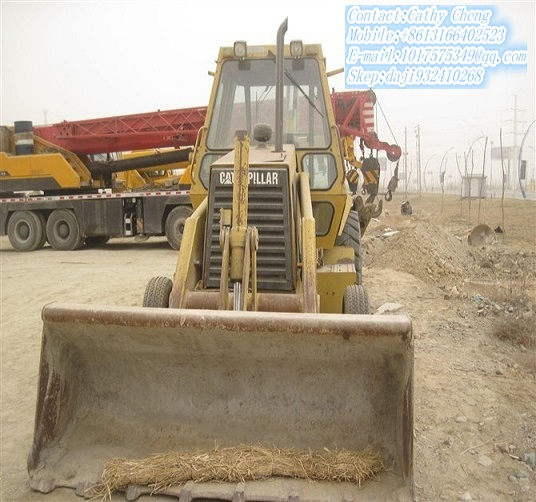 Used Cat 426 2 Backhoe Loader