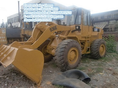 Used Cat 936 Loader 936e
