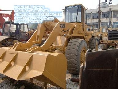 Used Cat 936 Loader Loade