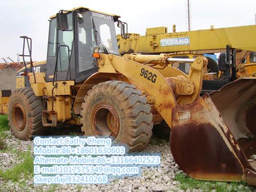 Used Cat 962g Loader