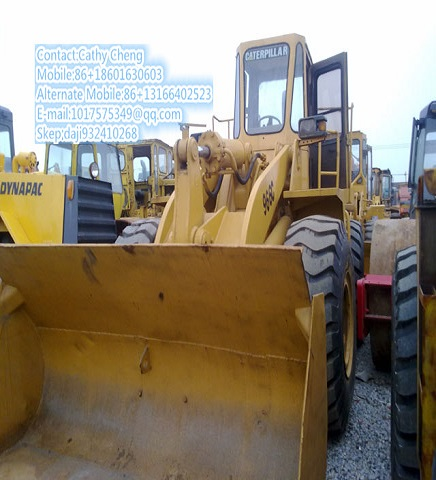Used Cat 966c 2 Loader