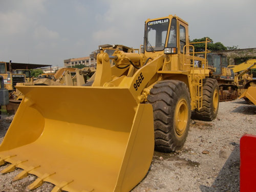Used Cat 966e 2 Loader