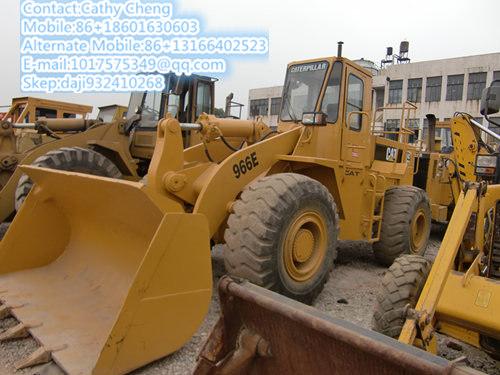 Used Cat 966e 966eloader