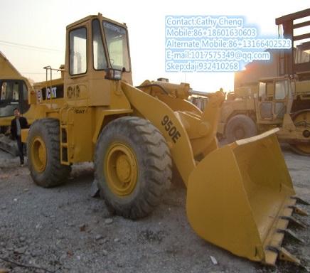 Used Cat 966f 3 Loader
