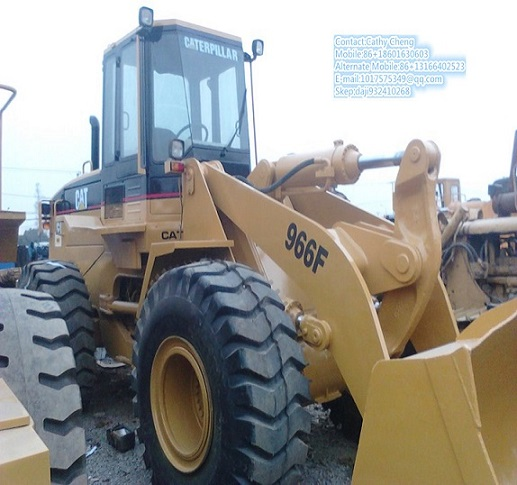 Used Cat 966f Loader