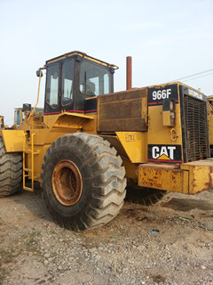 Used Cat 966f Wheel Loader For Sale China