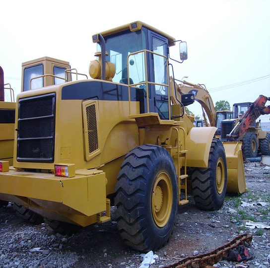 Used Cat 966g 222 Loader