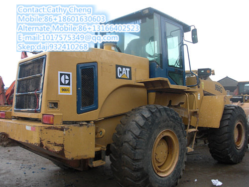 Used Cat 966g Loader