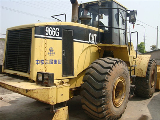 Used Cat 966g Wheel Loader For Sale