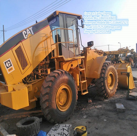 Used Cat 966g966g Loader