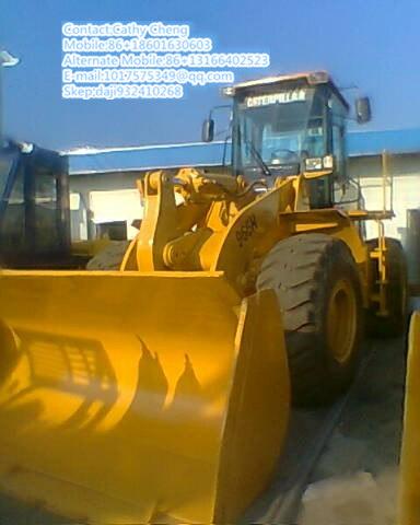 Used Cat 966h Loader
