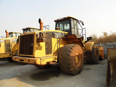 Used Cat 980g Wheel Loader For Sale Good Condition