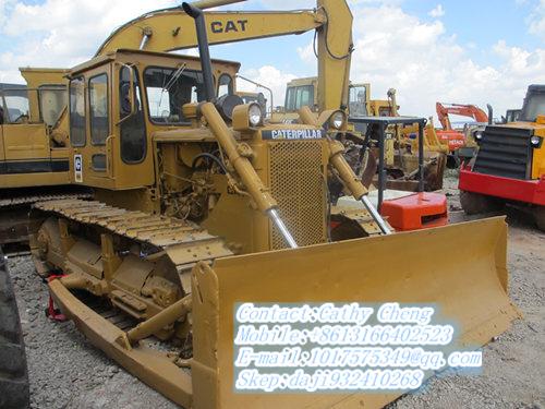 Used Cat D6d 3 Bulldozer