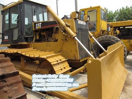 Used Cat D6g 1 Bulldozer
