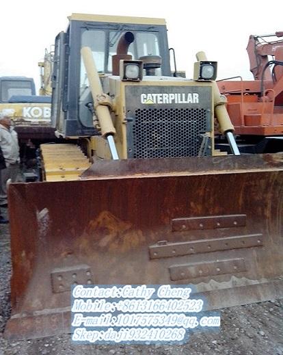 Used Cat D6g 3 Bulldozer
