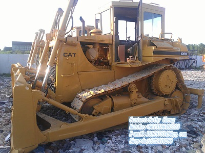 Used Cat D6h 1 Bulldozer