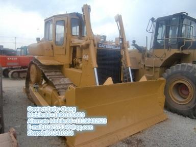 Used Cat D6h 3 Bulldozer