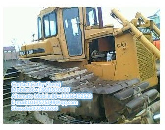 Used Cat D6h 4 Bulldozer