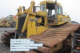 Used Cat D6h 7 Bulldozer