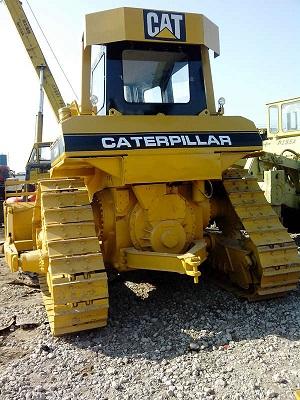 Used Cat D6hxr 2 Bulldozer