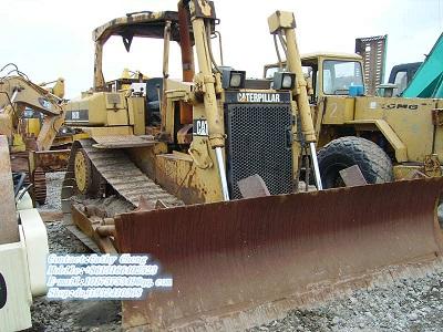 Used Cat D6hxr Bulldozer