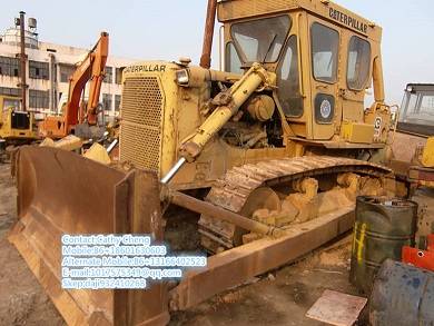 Used Cat D7g D7g2 Bulldozer
