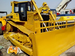 Used Cat D7h 2 Bulldozer