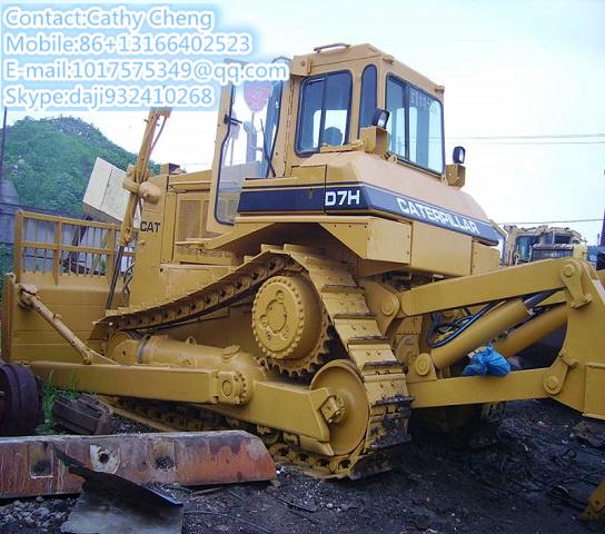 Used Cat D7hd7h 6 Bulldozer