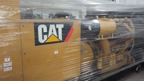 Used Cat Diesl Generator Set 3412c 720kw