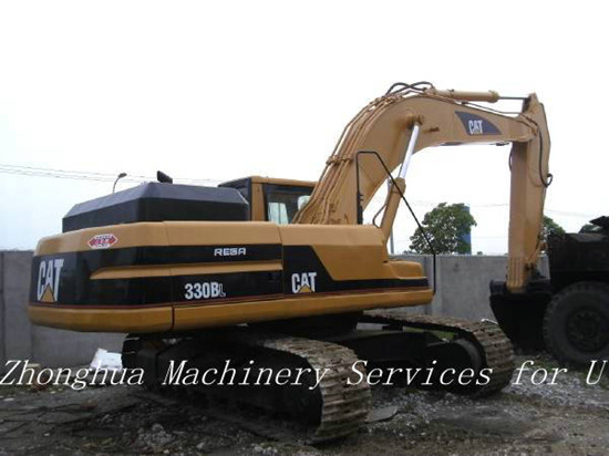 Used Caterpillar 330bl Excavator With Ce