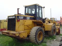 Used Caterpillar 938f Wheel Loader Sale China