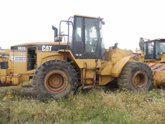 Used Caterpillar 962g Wheel Loader Sale China