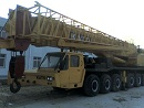 Used Crane Kato Truck Nk1600 160t