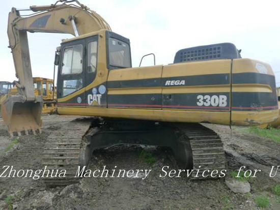 Used Crawler Caterpillar 330b Excavator