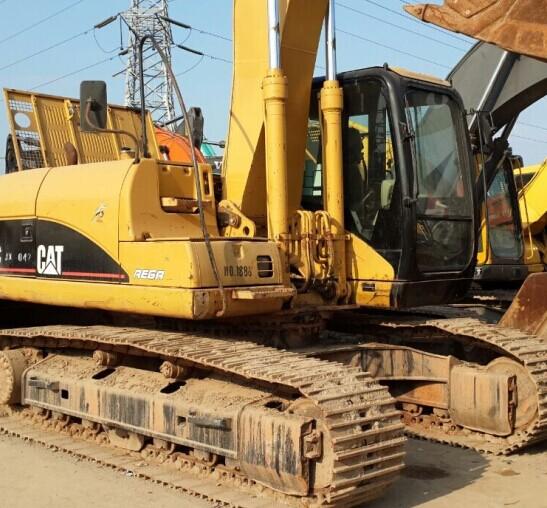 Used Crawler Excavator Caterpillar 320c
