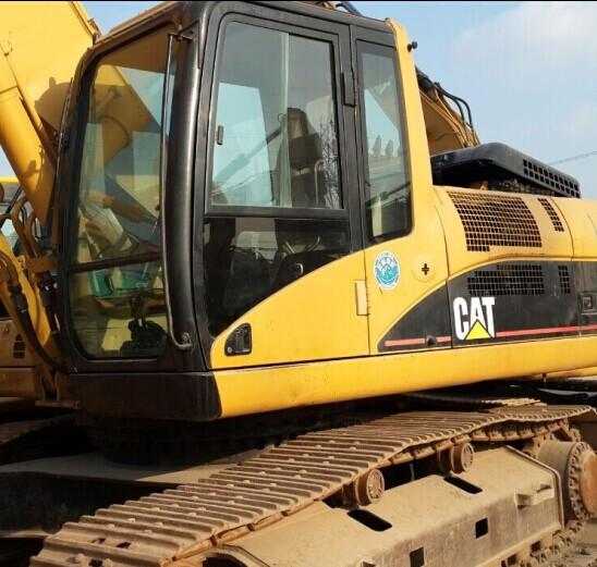 Used Crawler Excavator Caterpillar 330c