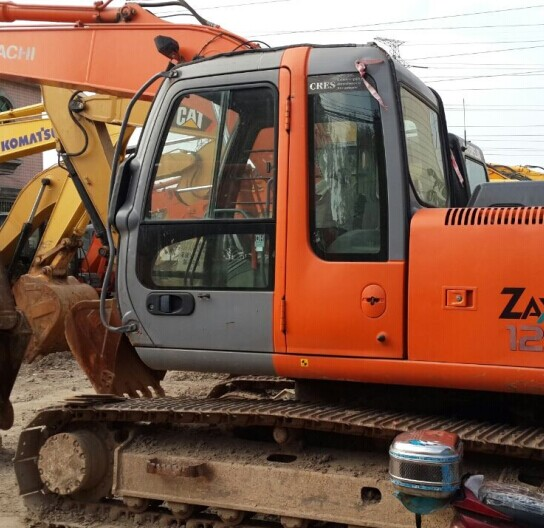 Used Crawler Excavator Hitachi Zx120