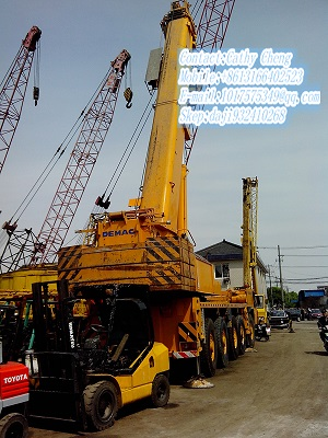 Used Demag Ac435 Crane
