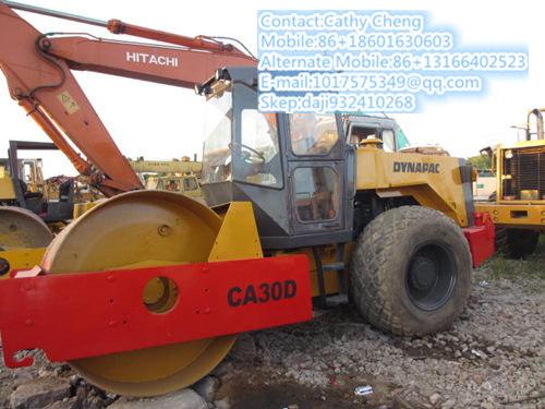 Used Dynapac Ca251 Roller