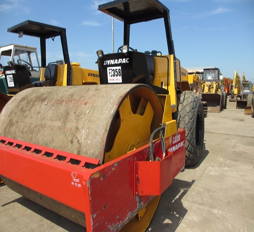 Used Dynapac Ca251d 2 Roller