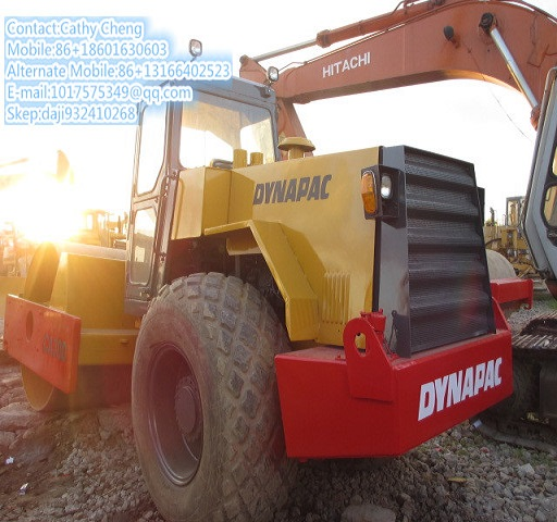 Used Dynapac Ca30d Roller