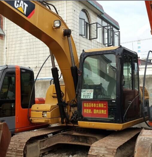 Used Excavator Cat 312d