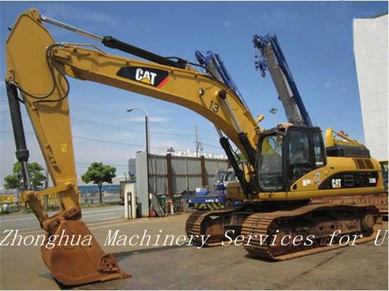 Used Excavator Caterpillar 330d