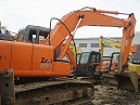 Used Excavator Hitachi Zx200 6