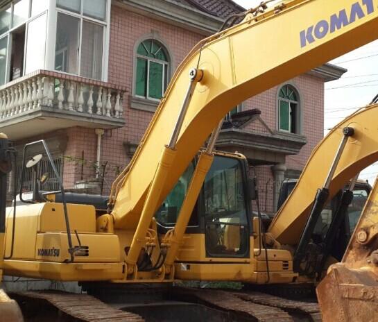 Used Excavator Komatsu Pc200 8