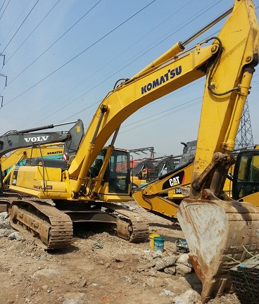 Used Excavator Komatsu Pc360 7