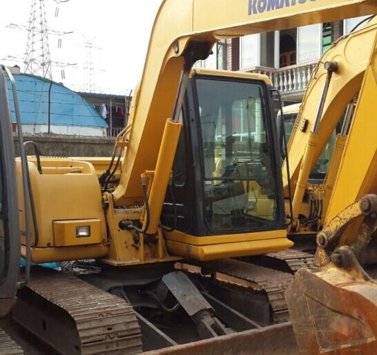 Used Excavator Komatsu Pc60 7