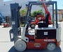 Used Forklift Nissan 3t For Cheap In Shanghai